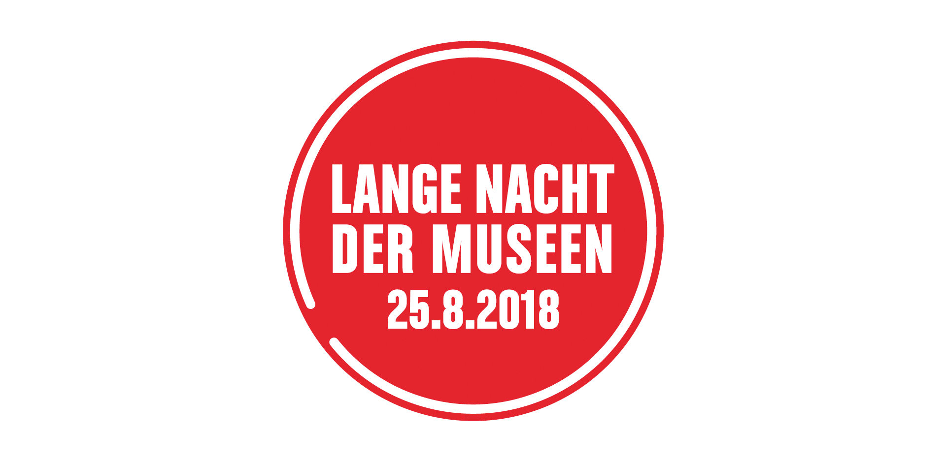Logo of the Long Night of Museums