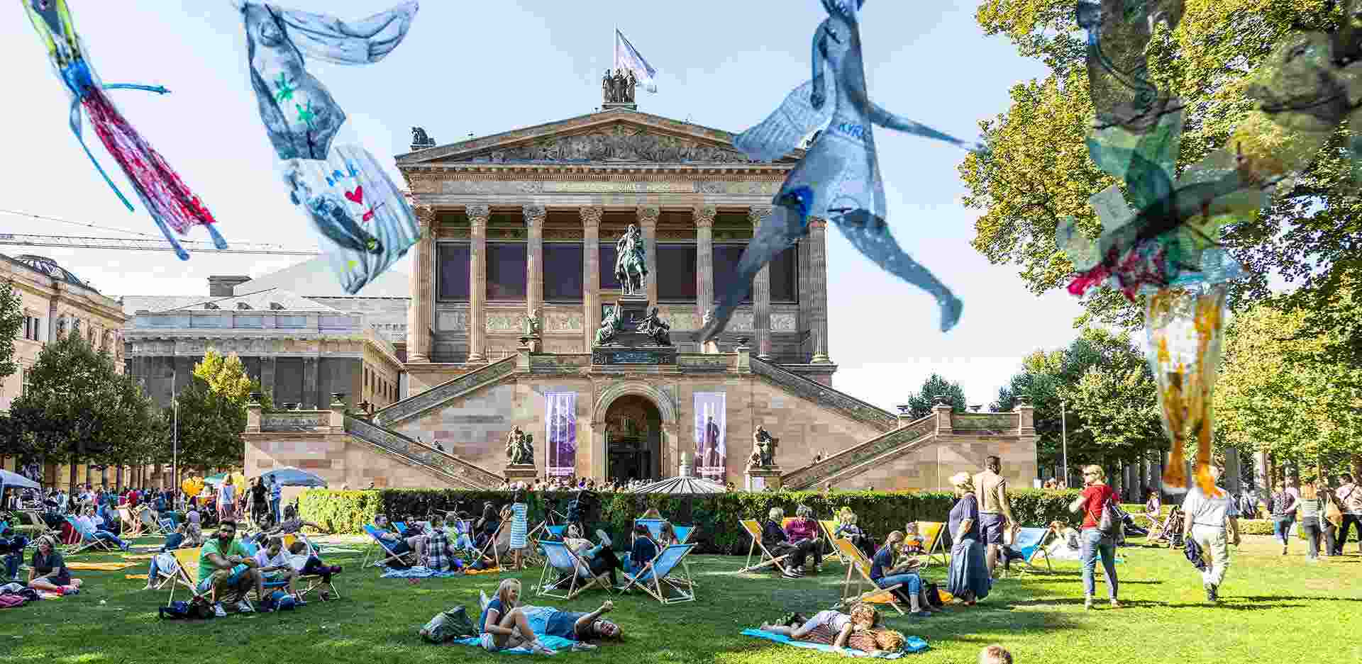 Family Activity Day at the Museumsinsel Berlin