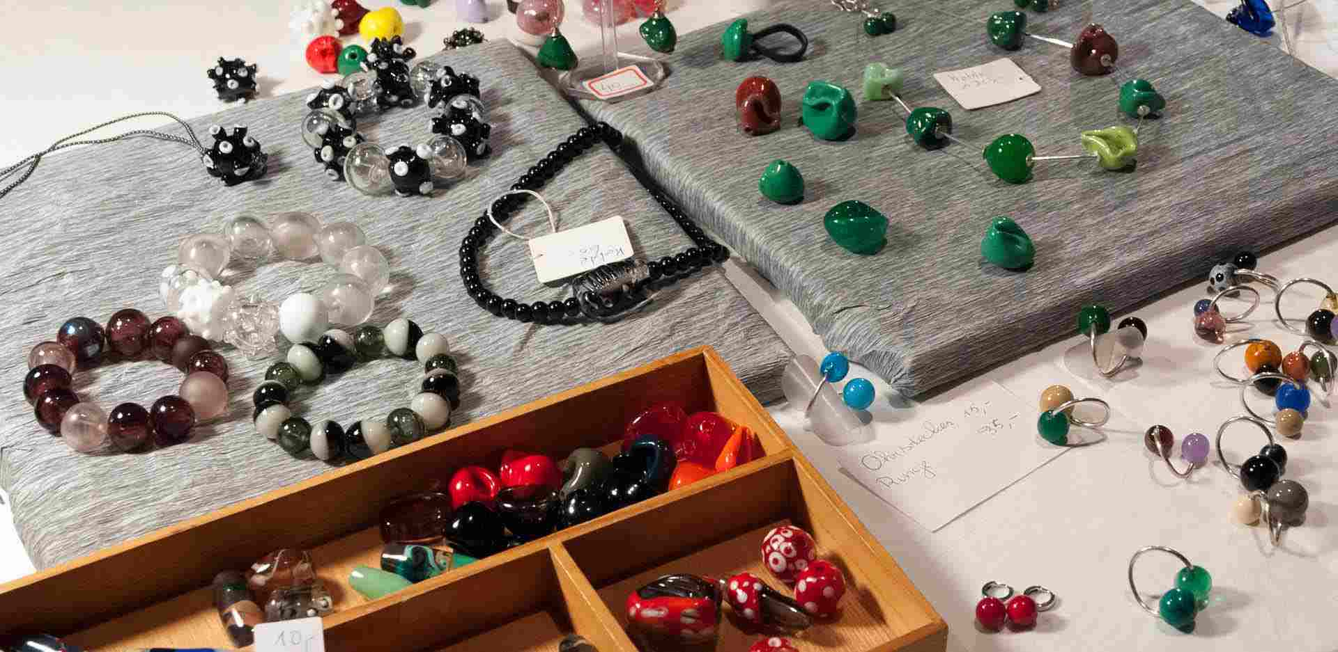 Bead and Textile Fair at the Museum Europäischer Kulturen