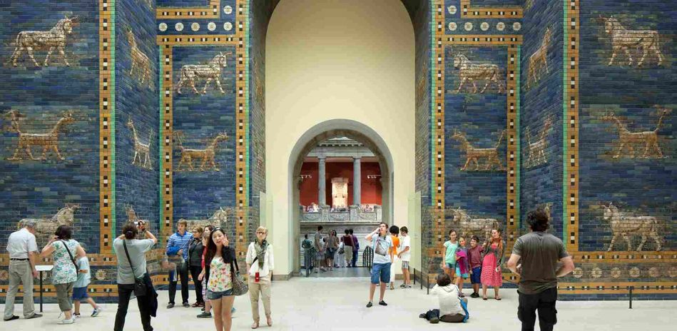 Prices Tickets Pergamonmuseum