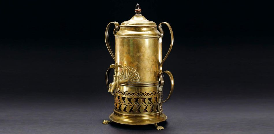 Samovar, Russia and Berlin, late 19th century