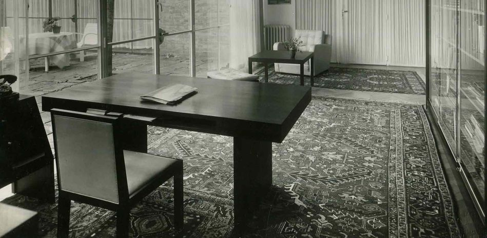 Furniture Decor Possibilities Ludwig Mies Van Der Rohe At The