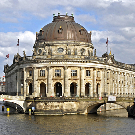 The image shows: Bode-Museum