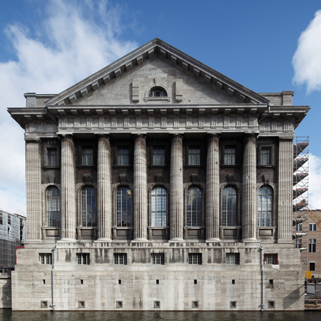 The image shows: Pergamonmuseum