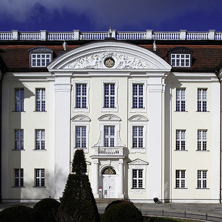 The image shows: Schloss Köpenick