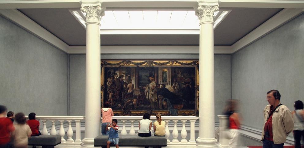 Detail   staatliche museen zu berlin