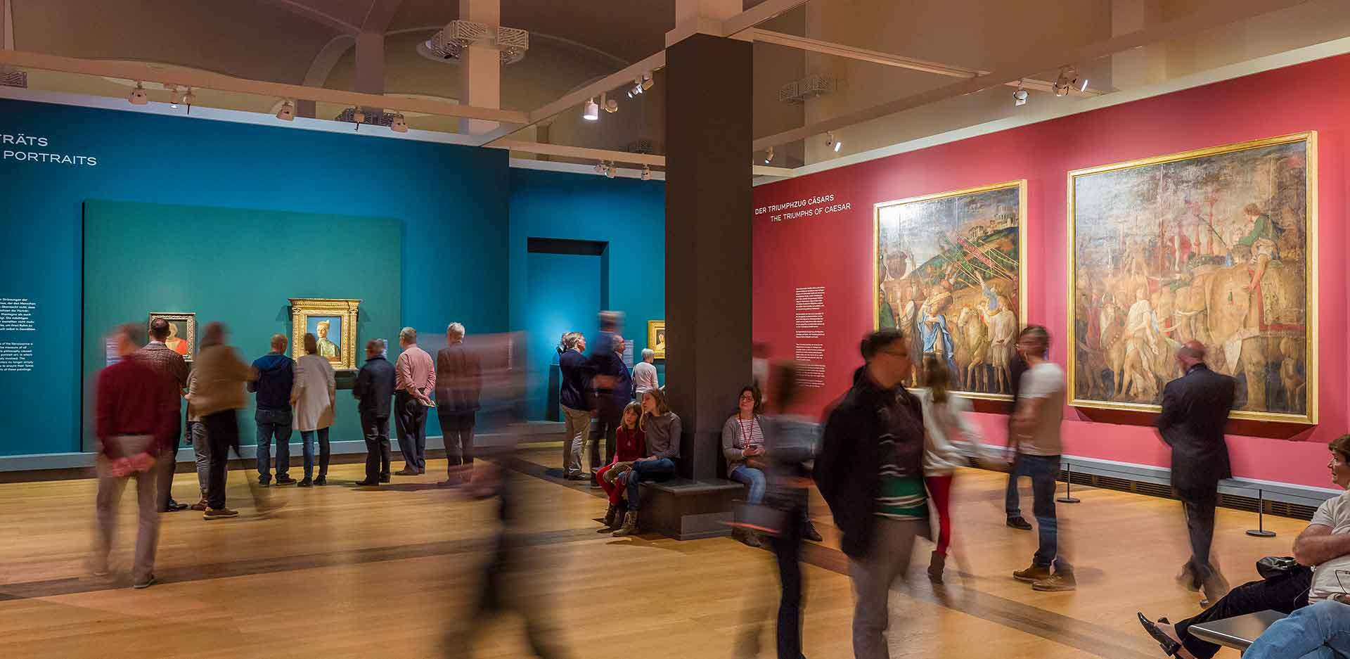 D Xl Exhibition : Gemäldegalerie current