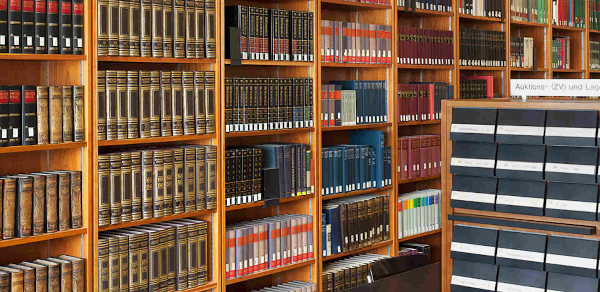 Library of Art History at the Kulturforum