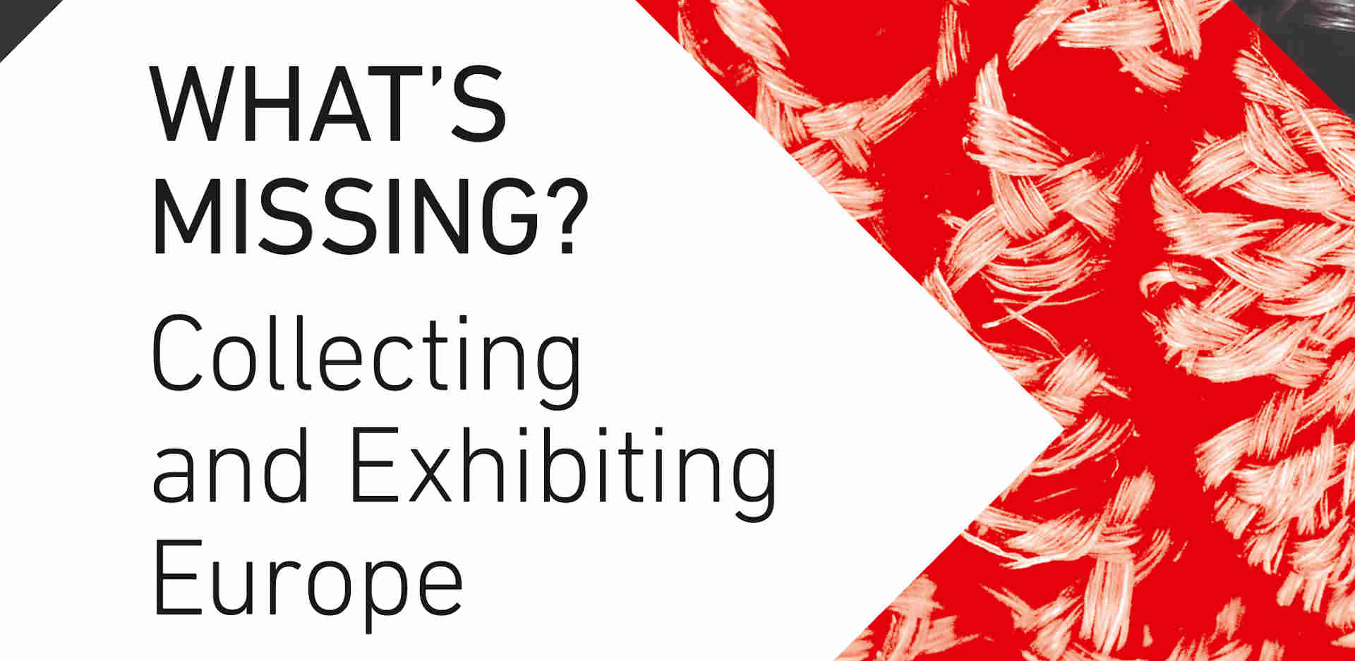 Iris Edenheiser, Elisabeth Tietmeyer, Susanne Boersma (Eds.), What's Missing? Collecting and Exhibiting Europe