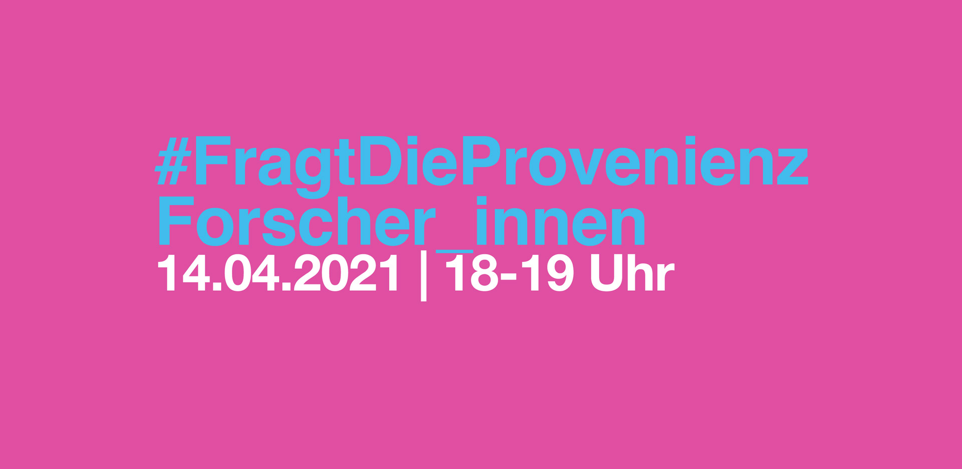 #FragtDieProvenienzForscher_innen: A Participatory Call to Action for the 3rd International Day of Provenance Research