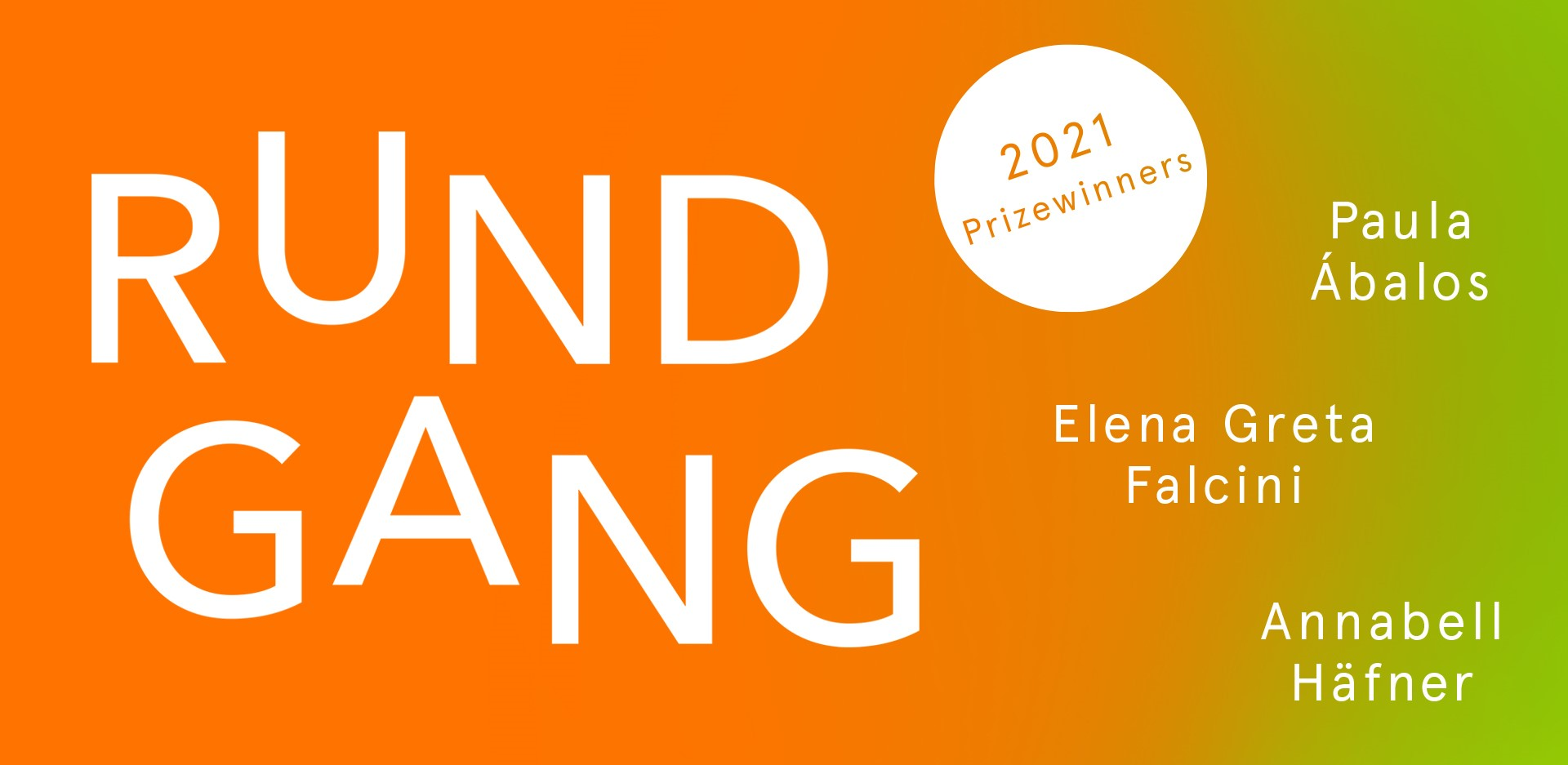 Online Rundgang 50Hertz Exhibition Goes Live on 12 May 2021