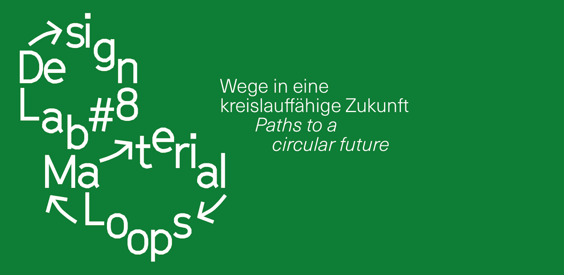 Looking at The Circular Economy at the Kunstgewerbemuseum: Design Lab #8 – Digital Opening and Reader Launch on 10 June 2021